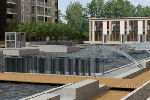 Watertuinen - Delft