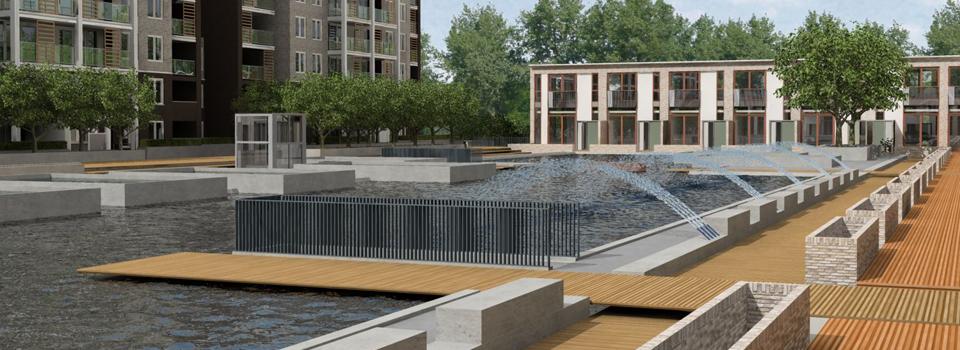 Watertuinen-Delft